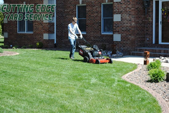 Cutting Edge Yard Service - Lawn Care And Landscaping Company