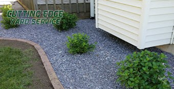 landscaping springfield il - mulch and rock services